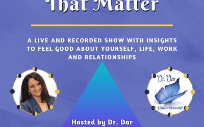Forgiving Yourself And Letting Go – Conversations That Matter – Episode 1