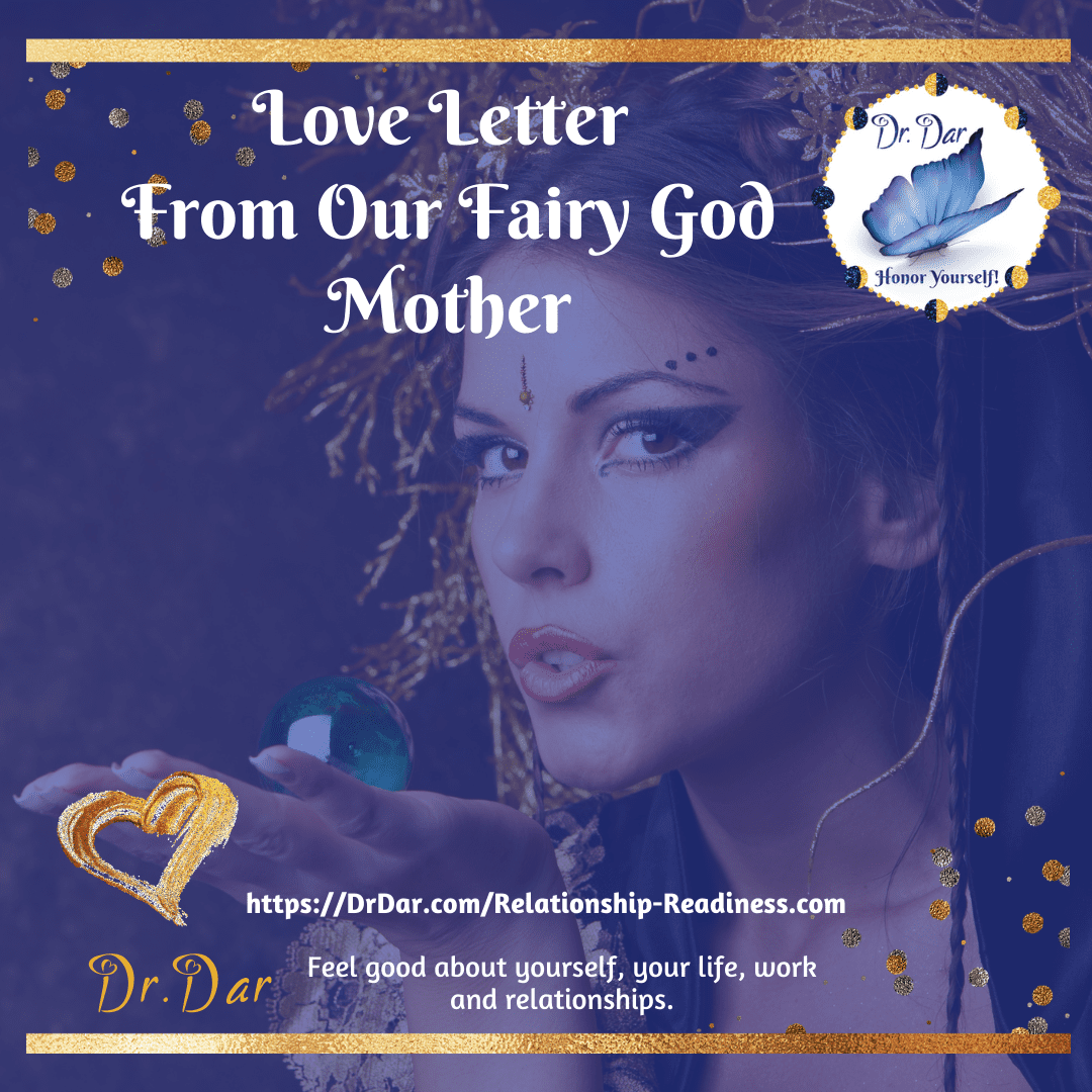 Love Letter For Her From Our Fairy Godmother About Dating And Love
