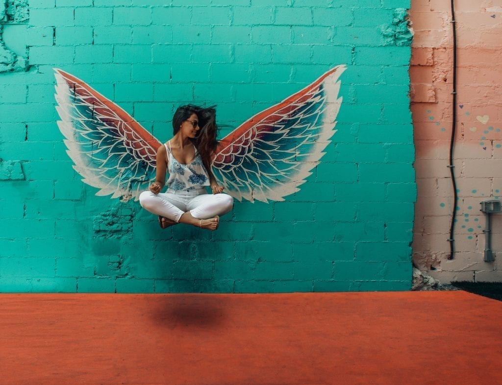 woman angel wings freedom designecologist P1sMtXL4jow unsplash 1 1024x786 - Moving On From Mental and Emotional Trauma